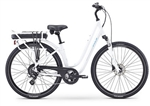 Fuji E-Crosstown LS USA Step Thru Electric Bike 2019 DEMO - (End of Summer Sale NOW!)