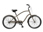 Tuesday Cycles March 1 Cruiser Bike Dark Sand - Early Fall Sale