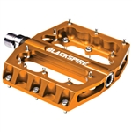 Blackspire Sub4 Enduro Mountain Bike Pedals Orange - Black Friday Sale NOW at Bikecraze.com