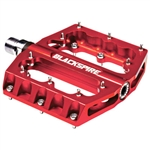Blackspire Sub4 Enduro Mountain Bike Pedals Red - Black Friday Pre-Sale Now!