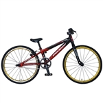 Free Agent Team Mini Race BMX Bike Black Red - 48 Hour Sale Now!