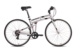 Montague Crosstown Hybrid Folding Bike FREE Bag - Black Friday, Small Business Saturday and Cyber Monday Sale Now!