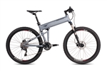 Montague Paratrooper Highline 27.5 Folding Mountain Bike 2019 - January Clearance Sale NOW!
