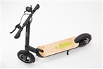 IMAX S1+ 500W Folding Electric Scooter Natural Wood - (End of Summer Sale NOW!)