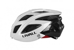 Livall Smart Bluetooth Bicycle Helmet White - 48 Hour Sale Now!