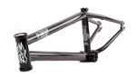 S&M Dagger BMX Bike Frame Gloss Black - Summer Sale NOW!