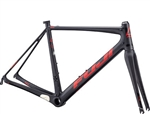 Fuji SL 1.1 Carbon Road Bike Frame Satin Carbon   - We are open, restocked and ready - shop in-store and online safely today!