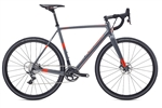 Fuji Altamira CX 1.1 Carbon Road Bike Graphite  - We are open, restocked and ready - shop in-store and online safely today!