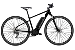 Fuji E-Traverse 1.2 USA Electric Mountain Bike Satin Black - We are open, restocked and ready - shop in-store and online safely today!