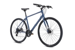 Fuji Absolute 1.9 Flat Bar Hybrid Bike Dark Blue 2021 - We are open, restocked and ready - shop in-store and online safely today!