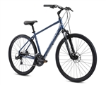Fuji Crosstown 1.5 Hybrid Bike Navy Blue 2021 - We are open, restocked and ready - shop in-store and online safely today!