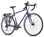 Fuji Touring Endurance Cross Road Bike Blue - (24-Hour Sale NOW!)