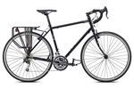 Fuji Touring Endurance Cross Road Bike Black - (24-Hour Sale NOW!)
