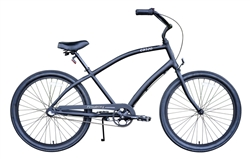 Firmstrong CA520 3 Speed Alloy Mens Cruiser Bike - Last Minute Holiday Sale Now!