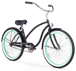 Firmstrong Chief Single Speed Ladies Beach Cruiser Bike - Early Fall Sale