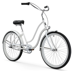 Firmstrong Chief 3 Speed Beach Ladies Cruiser Bike - April Spring Sale NOW!