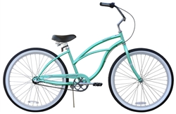 Firmstrong Urban Lady 3 Speed Beach Cruiser Bike - April Spring Sale NOW!