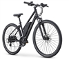 Fuji E-Traverse 2.1 ST Electric Bike Satin Black - We are open, restocked and ready - shop in-store and online safely today!