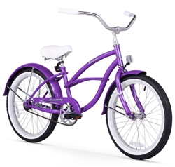 "Firmstrong Urban Girls 20"" Single Speed Cruiser Bike - April Spring Sale NOW!"