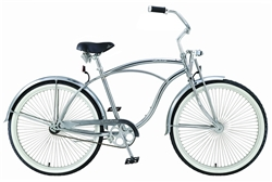 Firmstrong Urban LRD Single Speed Mens Cruiser Bike - Last Minute Holiday Sale Now!