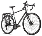 Fuji Touring Disc Cross Road Bike Anthracite - We are open, restocked and ready - shop in-store and online safely today!