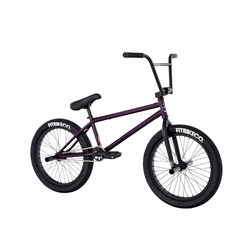 Fit STR Freecoaster LG BMX Bike Trans Matte Purple 2021 - We are open, restocked and ready - shop in-store and online safely today!
