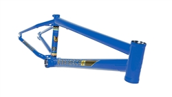 Fit S-3.5 BMX Bike Frame Blue - We are open, restocked and ready - shop in-store and online safely today!
