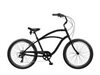 Tuesday Cycles August 7 Cruiser Bike Satin Black - April Spring Sale NOW!