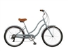Tuesday Cycles March 7 LS Step Thru Bike Ice Stone Blue - (24-Hour Sale NOW!)