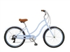 Tuesday Cycles March 7 LS Step Thru Bike Periwinkle - (24-Hour Sale NOW!)