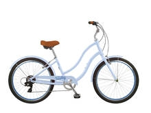Tuesday Cycles March 7 LS Step Thru Bike Periwinkle 2017 - January Clearance Sale NOW!
