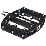 Blackspire Sub4 Enduro Mountain Bike Pedals Black - Summer Sale NOW!