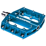 Blackspire Sub4 Enduro Mountain Bike Pedals Blue - Summer Sale NOW!
