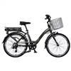 KHS Easy 24 Step Thru Hybrid Electric Bike Grey 2021 - We are open, restocked and ready - shop in-store and online safely today!