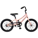 "Manhattan Doodle 16"" Girls Bike Pink 2021 - We are open, restocked and ready - shop in-store and online safely today!"