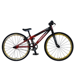 Free Agent Team Micro BMX Bike Black Red SALE - We are open and you can shop in-store and online safely today!