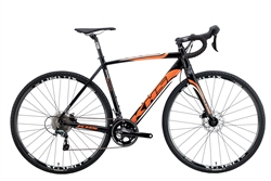 KHS CX300 Cyclocross Road Bike Black - We are open, restocked and ready - shop in-store and online safely today!