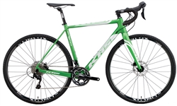 KHS CX500 Cyclocross Carbon Road Bike Green - We are open and you can shop in-store and online safely today!