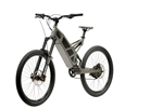 Stealth P7 Electric Commuter Mountain Bike Camo Grey FREE - Early Fall Sale