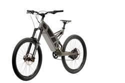 Stealth P7 Electric Full Suspension Mountain Bike Camo Grey - We are open and you can shop in-store and online safely today!