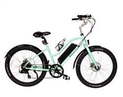 Bintelli B1 Step Thru Cruiser Electric Bike 2020 - We are open, restocked and ready - shop in-store and online safely today!