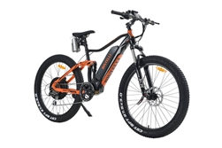 Bintelli Quest Full Suspension 750W Mountain Electric Bike 2020 - We are open, restocked and ready - shop in-store and online safely today!
