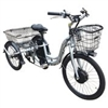 Bintelli Trio 500W Electric Tricycle Bike  - We are open, restocked and ready - shop in-store and online safely today!