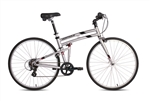 Montague Crosstown Hybrid Folding Bike FREE Bag - Early Fall Sale