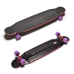 Loaded Chubby Unicorn Blood Slayer Longboard Skateboard Complete - May Spring Sale NOW!