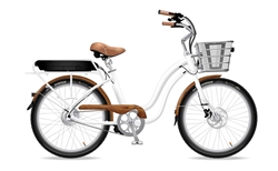 Electric Bike Company Model S Classic Step Thru Beach Cruiser Bike - We have a huge sale going on NOW!