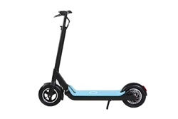IMAX S1+ 500W Folding Electric Scooter Blue - Early Fall Sale