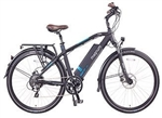 Magnum Metro+ 500W Electric Bike Black - April Spring Sale NOW!