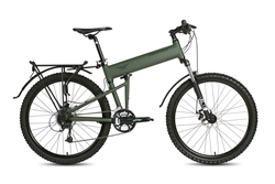 Montague Paratrooper Folding Mountain Bike 2019 BONUS - Valentine's Sale Going On NOW!