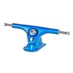 Paris V2 180mm 50 Degree Skateboard Trucks Blue Satin - March End Of Winter Sale NOW!